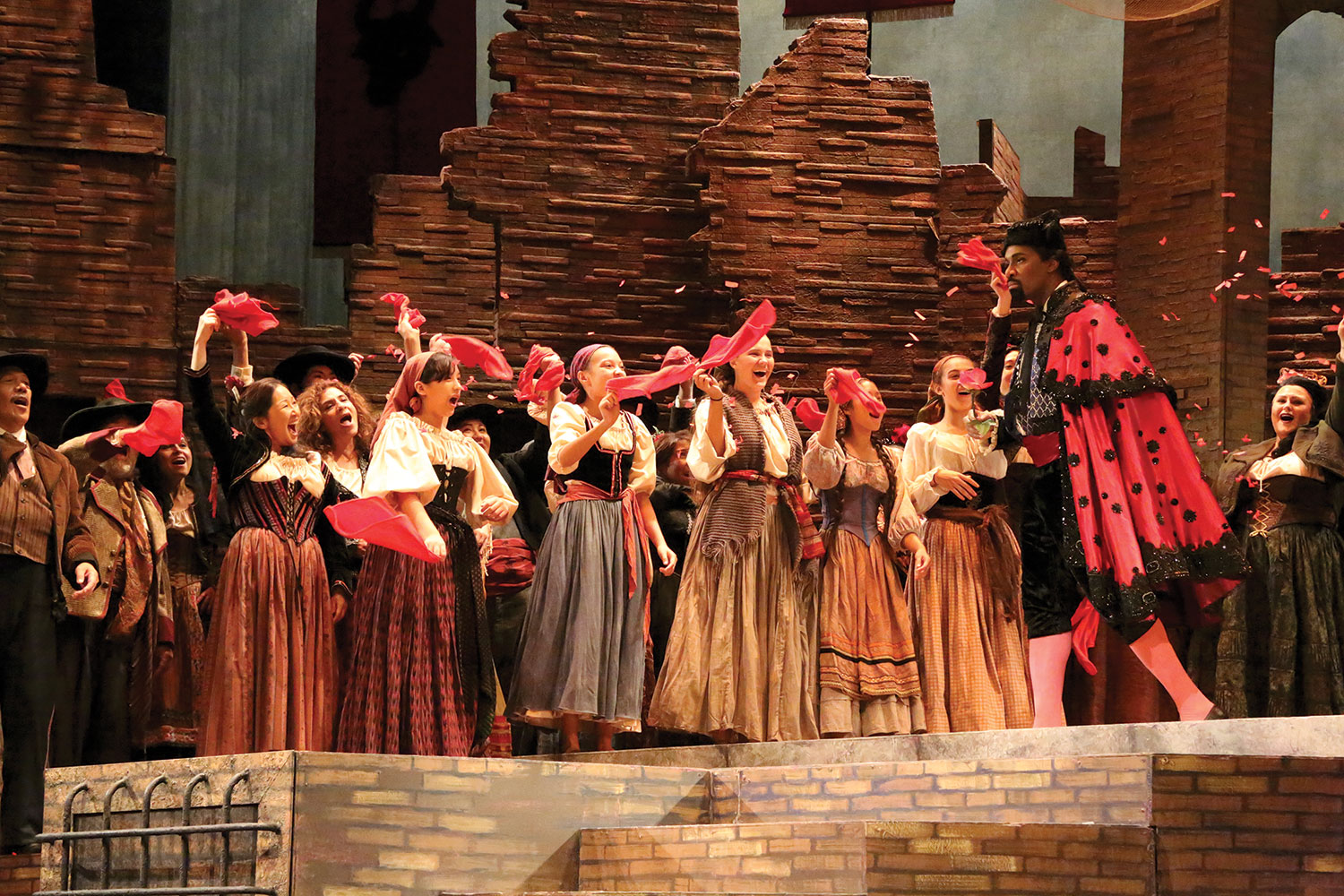 Carmen by Hawaii Opera Theatre