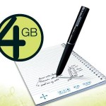 Livescribe Recording Pen