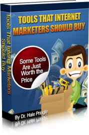 Tools Internet Marketers Should Buy