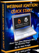 Webinar Ignition - a Complete Webinar System - Book Cover