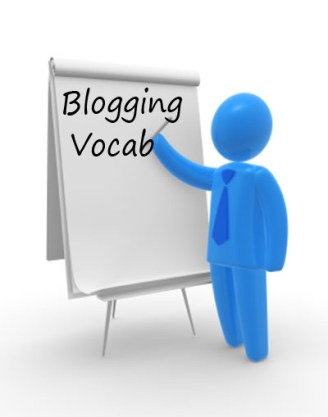 Blogging Vocabulary