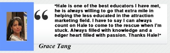 Grace Tang- Testimony