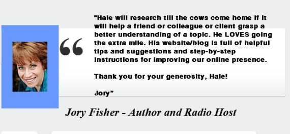 Jory Fisher- Testimony