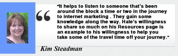 Kim Steadman- Testimony