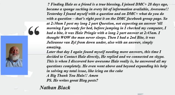 Nathan Blackr- Testimony