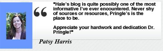 Patsy Harris- Testimony