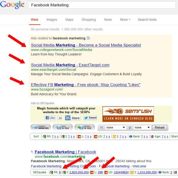 Facebook-Marketing-Google-Search