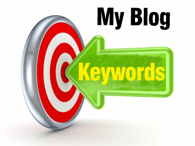 keywords for your blog