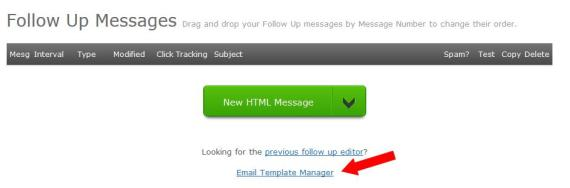 See the Template Manager Link