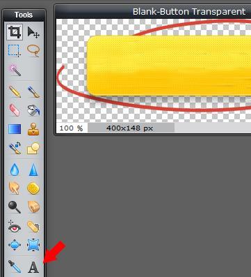 Edit Button in Pixlr