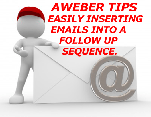 eber Tips-Inserting Emails Into a Follow Up Sequence