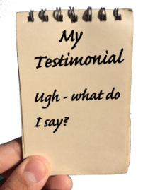 Product Testimonial