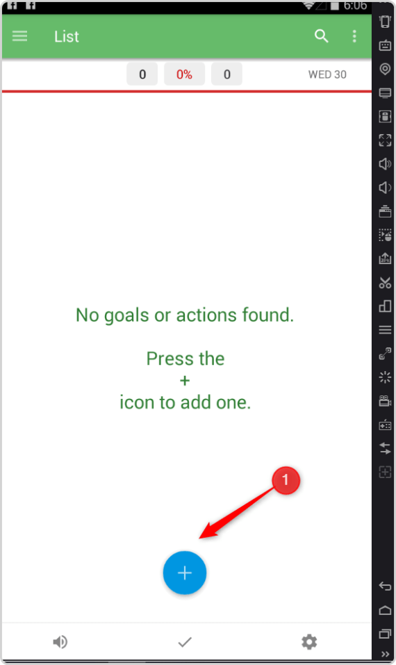 Track YOur DMOs   Add a Goal