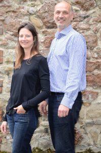 Sarah and Robert