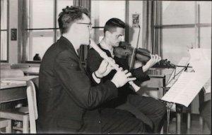 halewynstichting Muziekcursus Pasen 1963