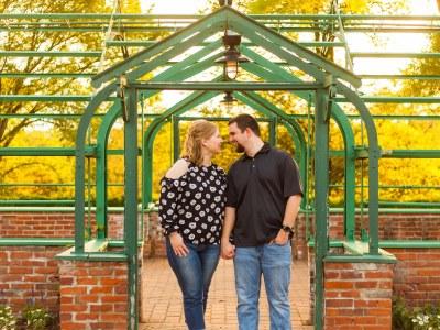 Sydni + Jordan || St. Louis Anniversary Photographer