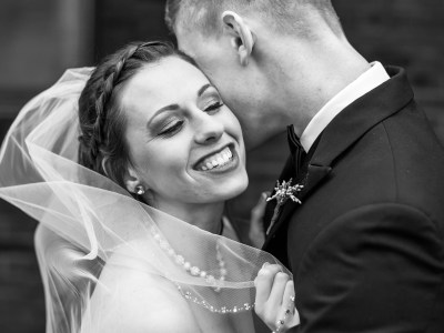 Marissa + Charles Christmas Wedding || Southern Illinois Wedding Photographer