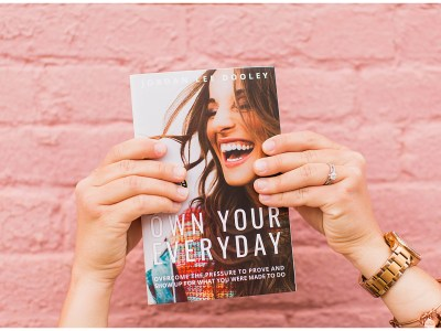 Own Your Everyday – Book Launch Team!
