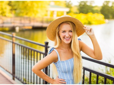 Caroline Summer Senior Session || Southern Illinois Senior Photographer