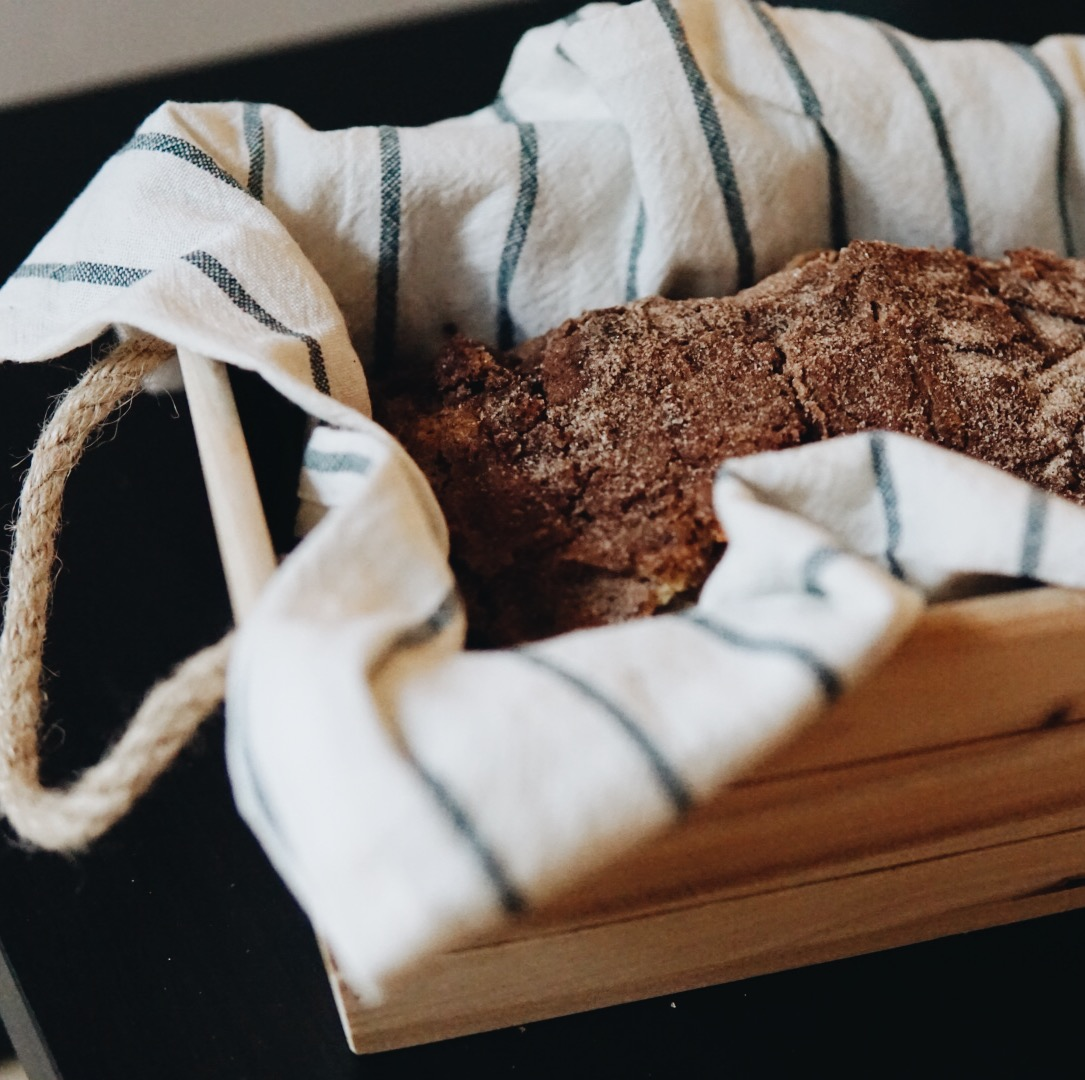 Cinnamon Swirl Bread {Recipe Review}