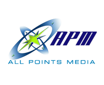 All Points Media logo