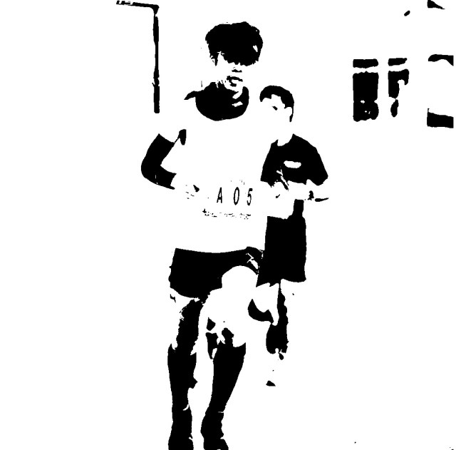 小江戸川越マラソンのコースで練習