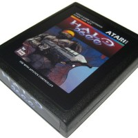 Halo 2600: a new Atari 2600 game