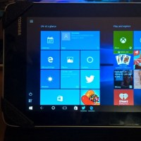 Upgrading Your Toshiba Encore Mini from Windows 10 to Windows 10 Anniversary Update