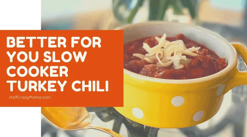 chili bowl with title of recipe
