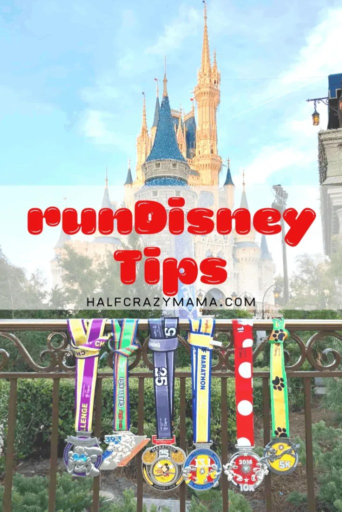 runDisney tips