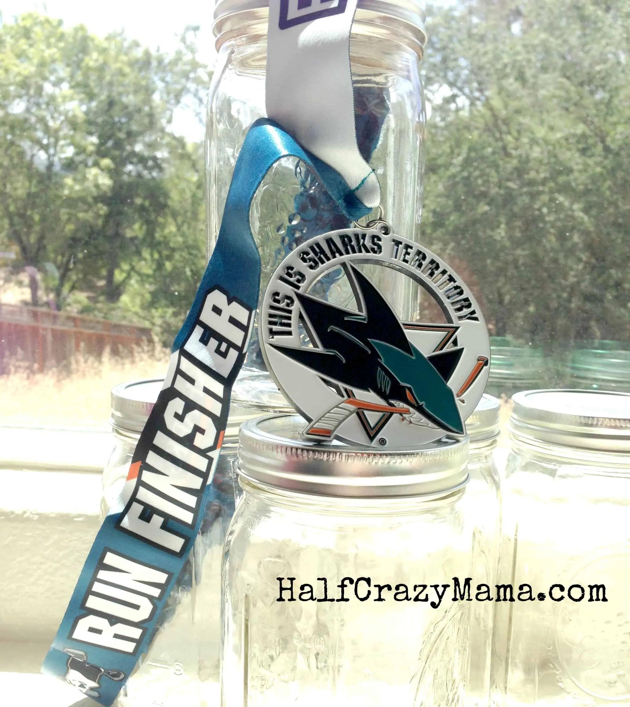 San Jose Sharks medal