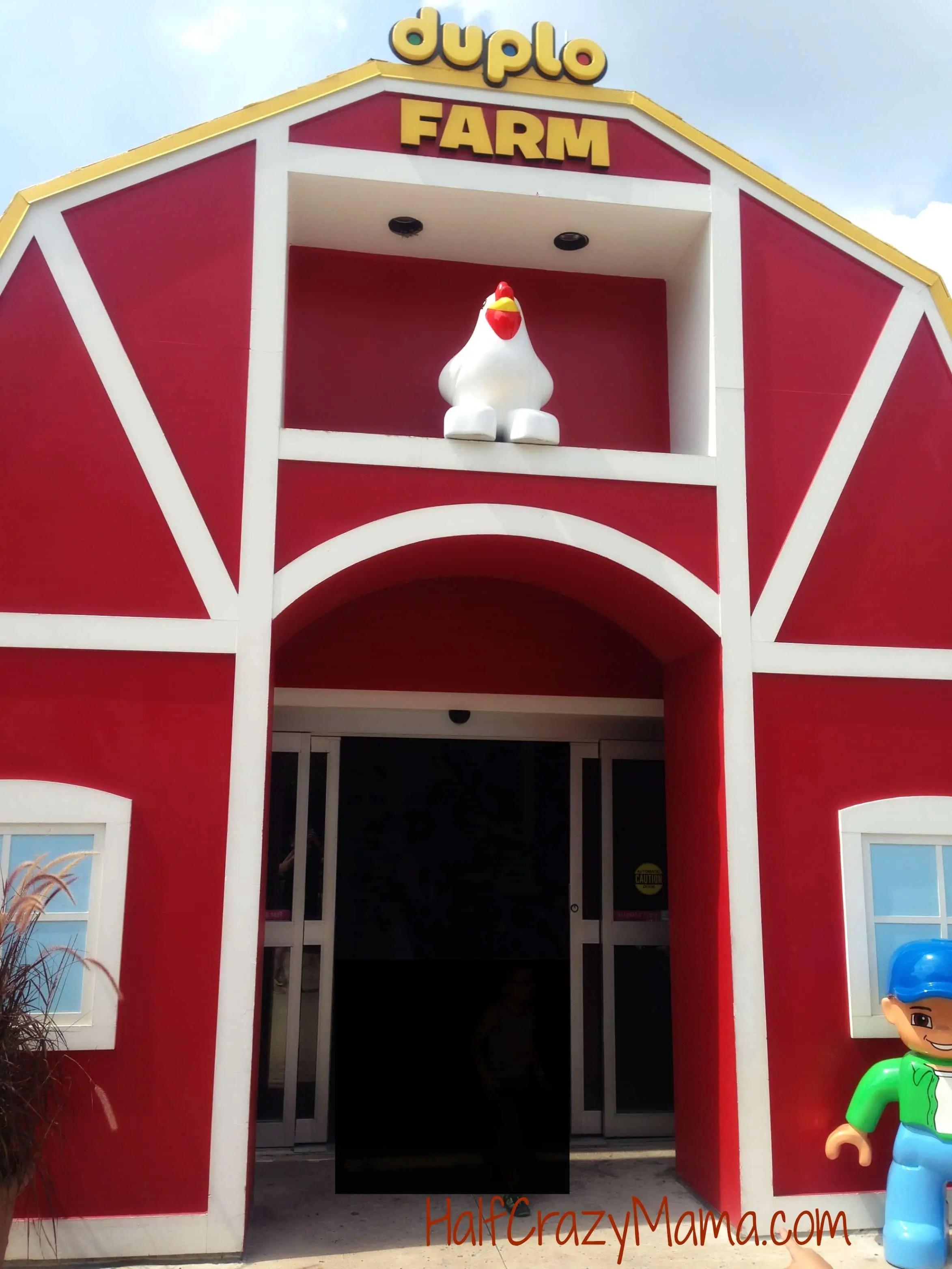 Legoland Duplo Farm