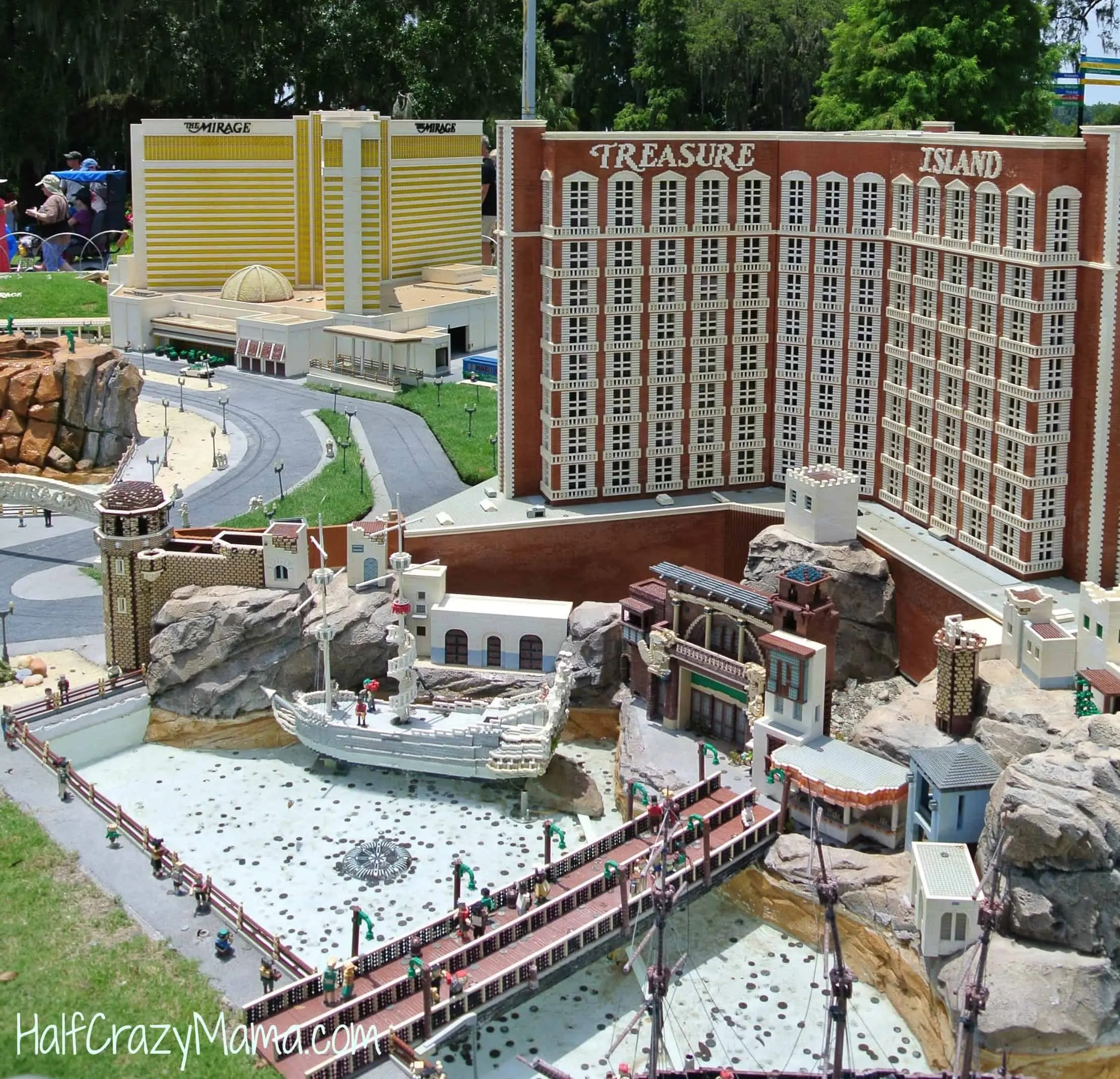 Legoland Vegas