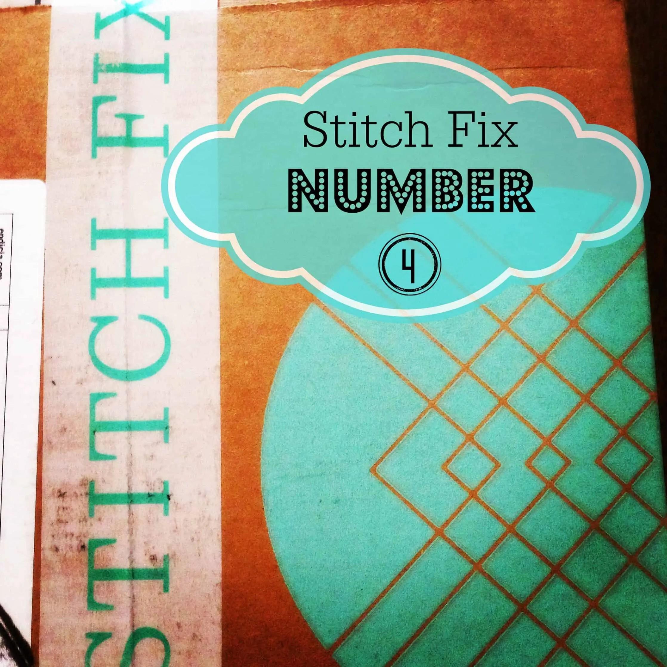 Stitch Fix Number 4