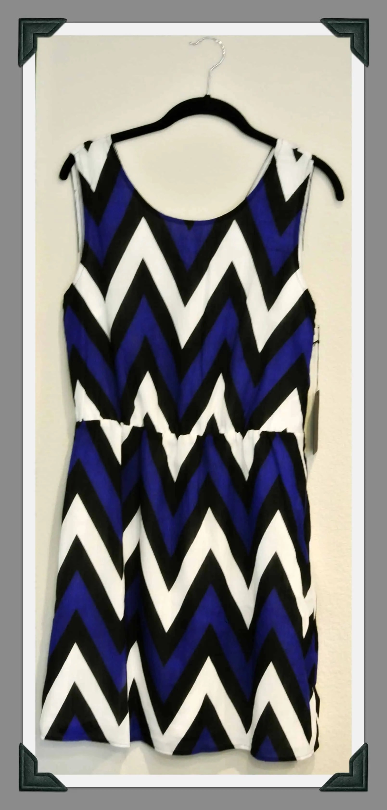Stitch Fix Chevron Dress