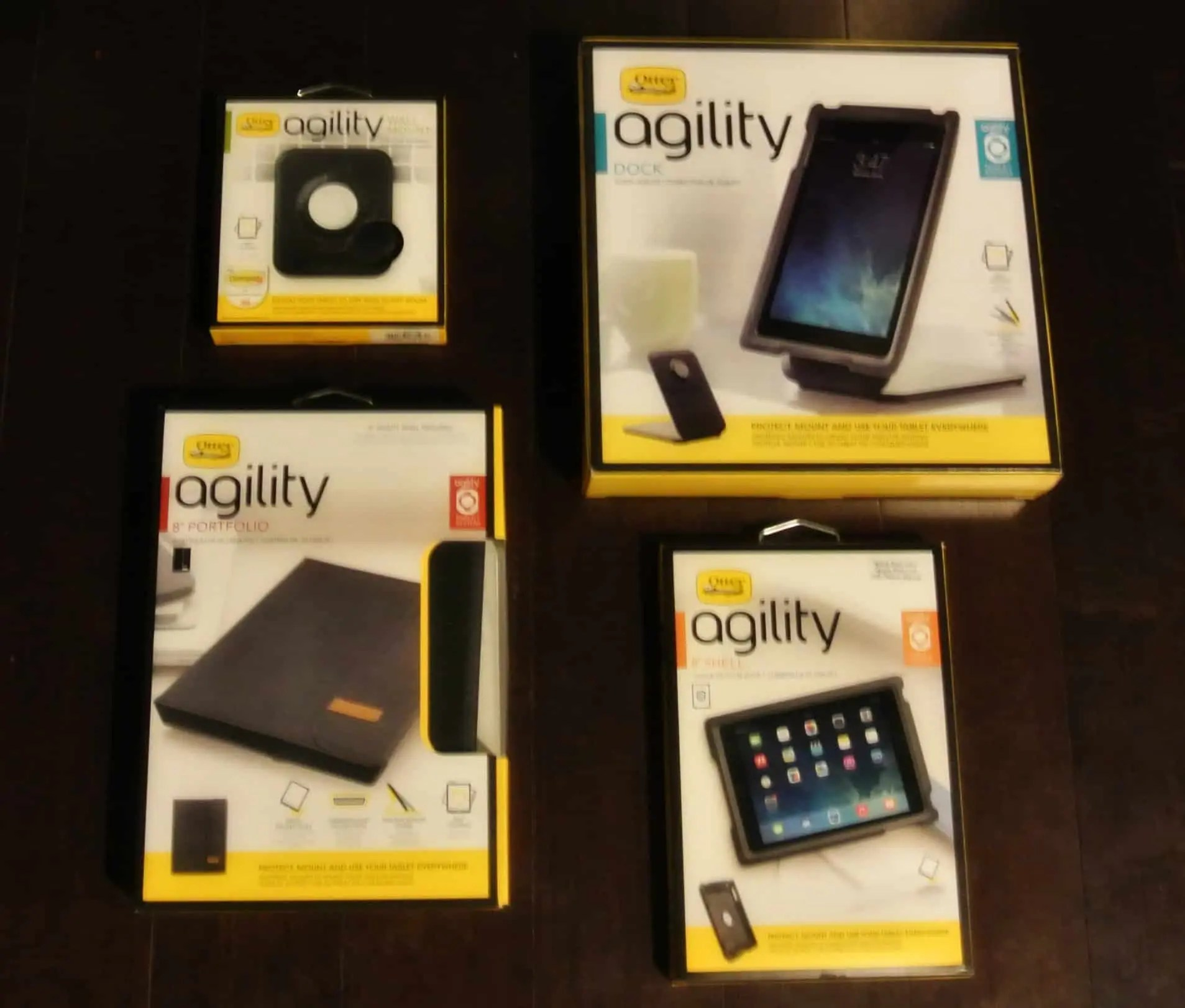 The Amazing Otterbox Agility Tablet System Review Half