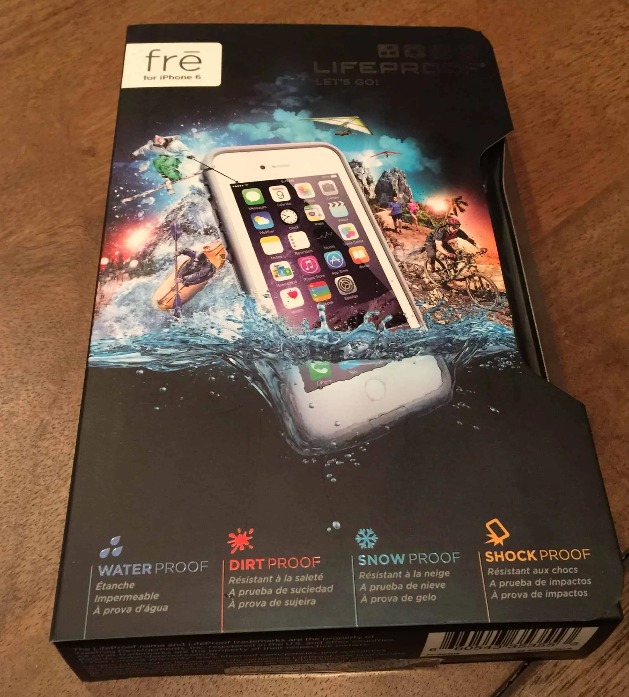 pretty nice 787ac 9ae98 The Phone Case That Saved my iPhone 6 From Destruction- LifeProof ...