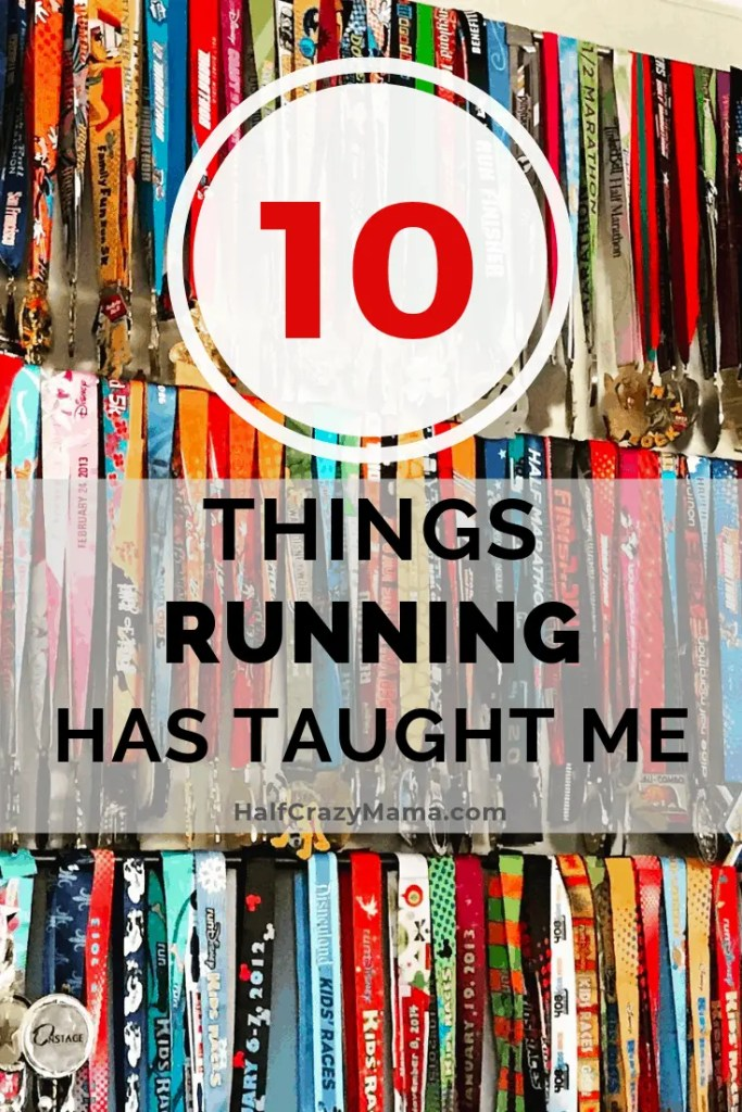 10 things that running has taught me
