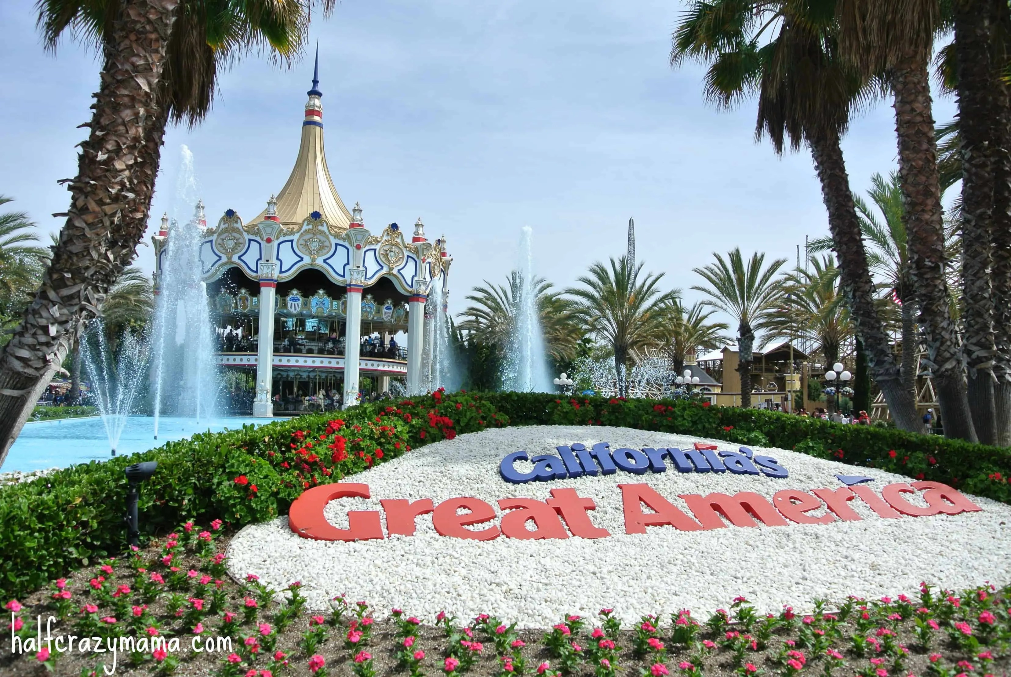 great-america-entrance