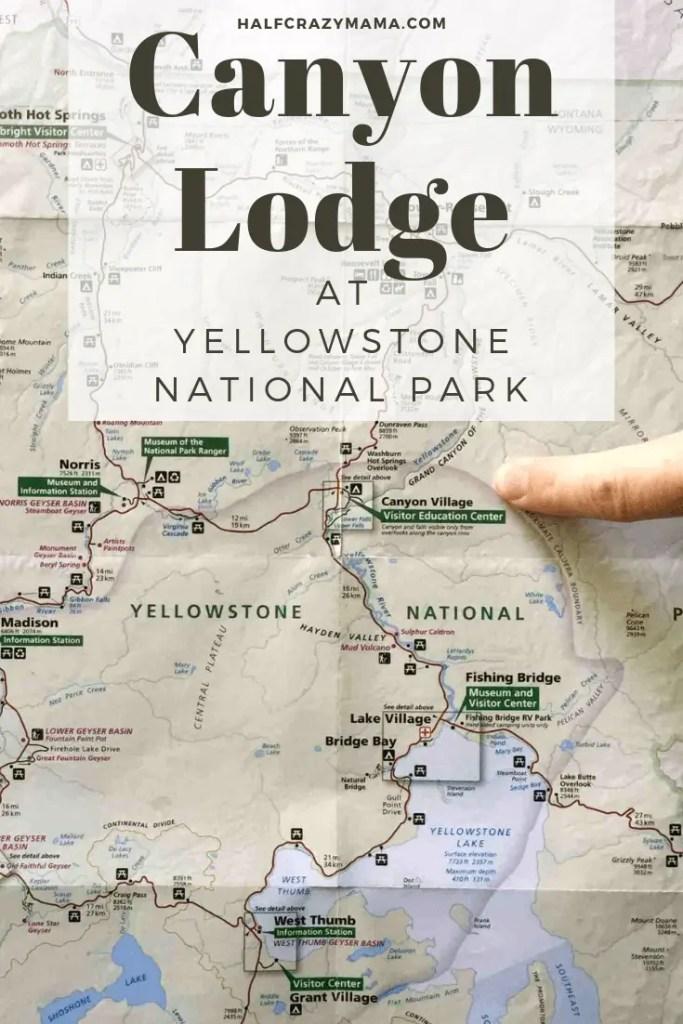 Canyon Lodge at Yellowstone
