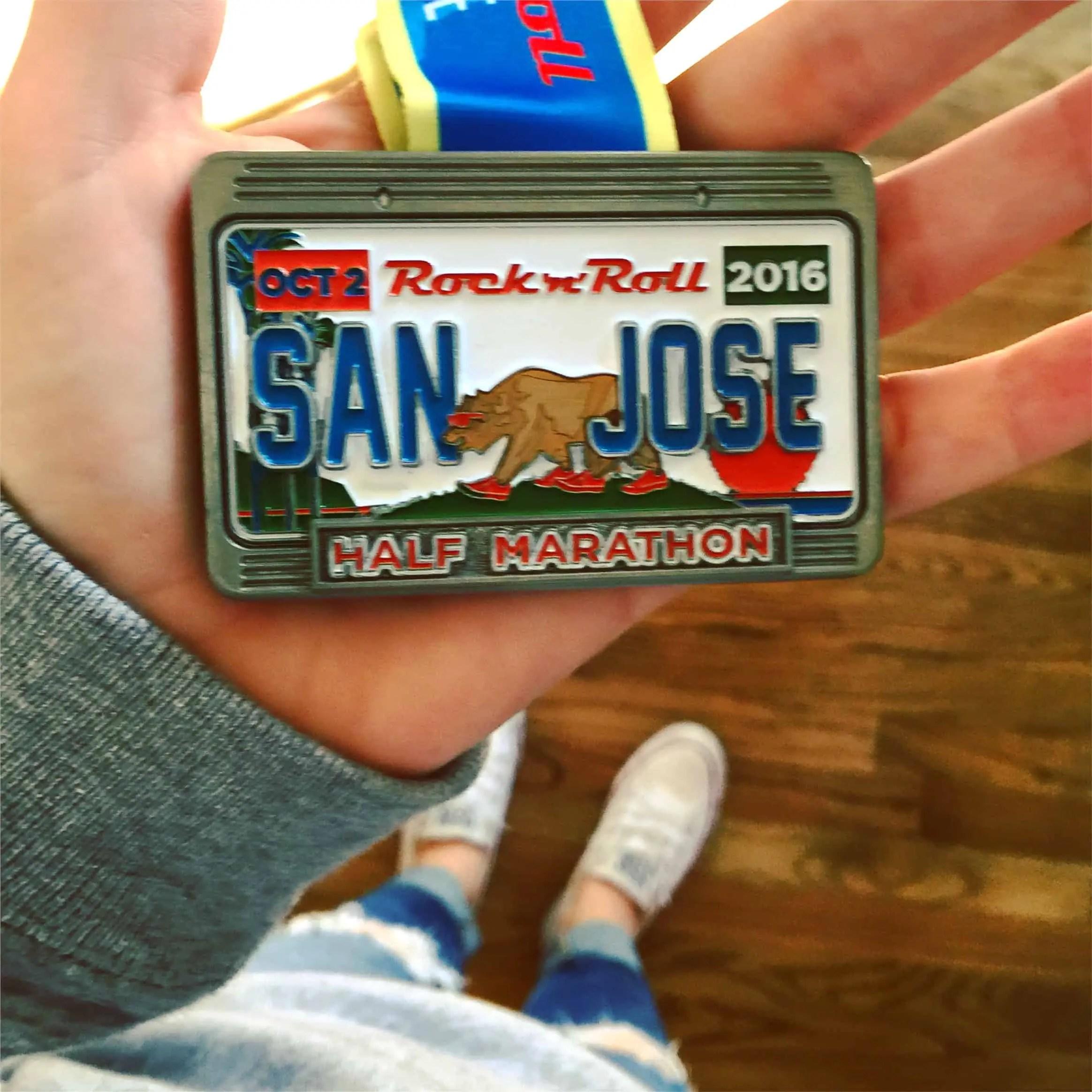 san jose medal