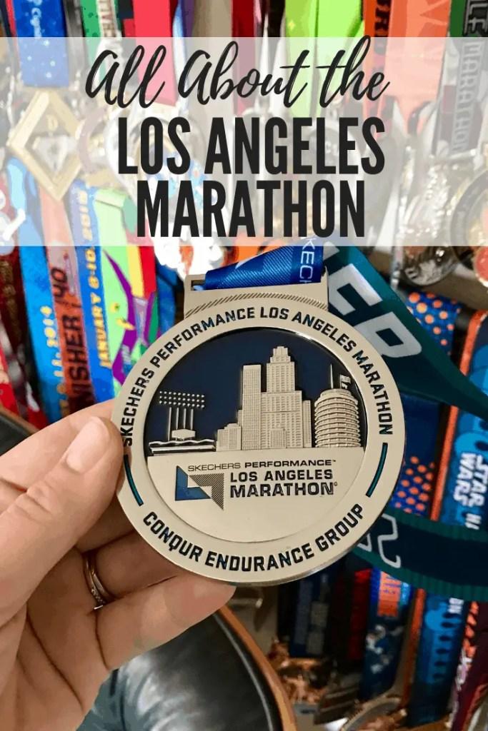 LA Marathon Details
