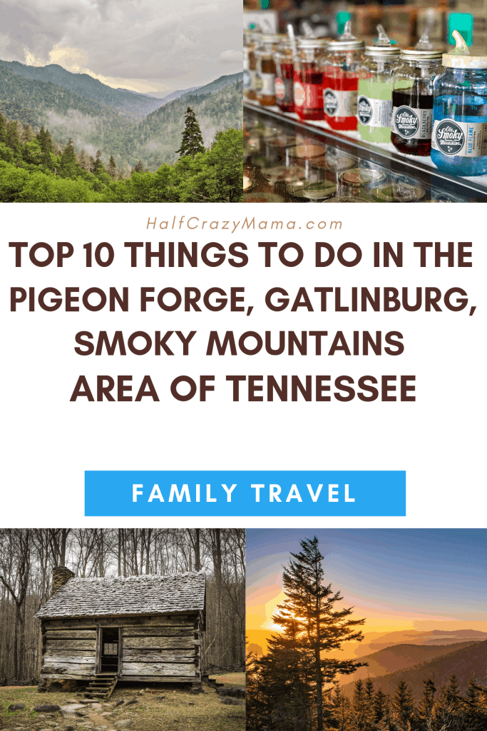 What to do in the Smoky Mountains area