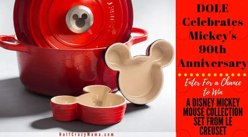 Dole Celebrate Mickey Mouse