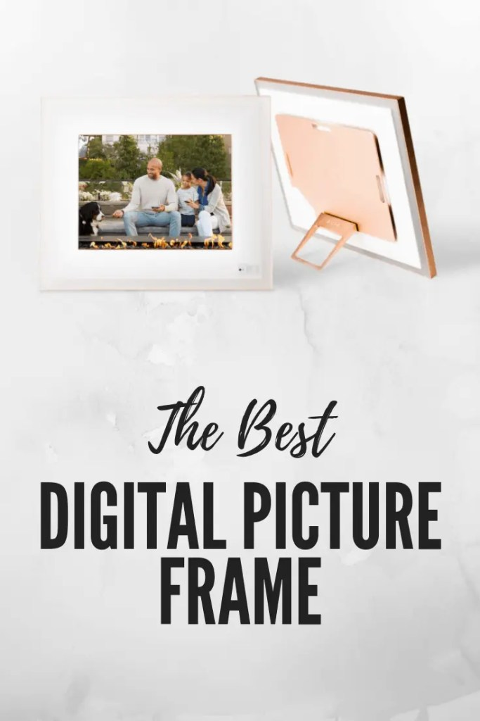 Best Digital Picture Frame Gift for mom, dad, grandma, grandpa and hard to shop for people. | gift ideas | Christmas Present inspiration
