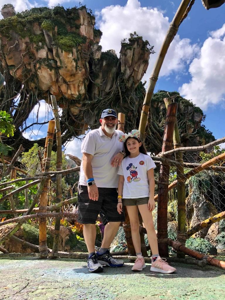 Pandora Disney World