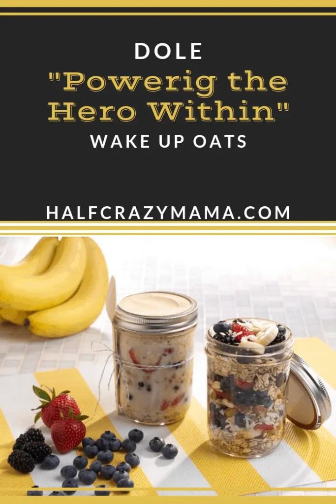 Easy Morning Oats recipe