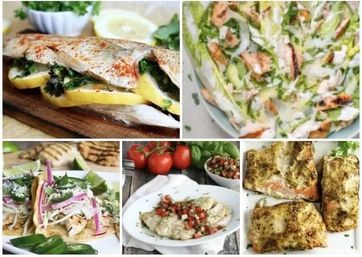 Grilled Fish Recipe Ideas