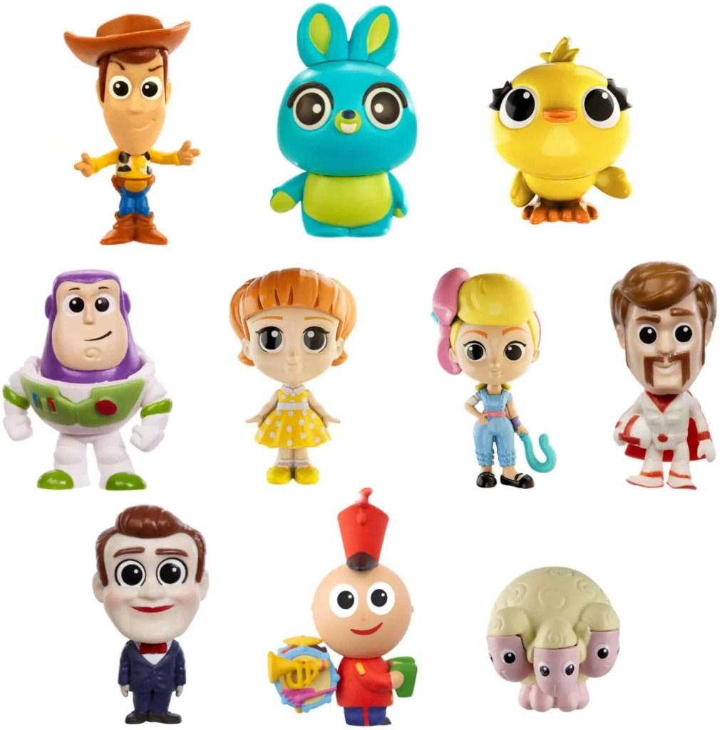 Toy Story 4 toys at Best Buy