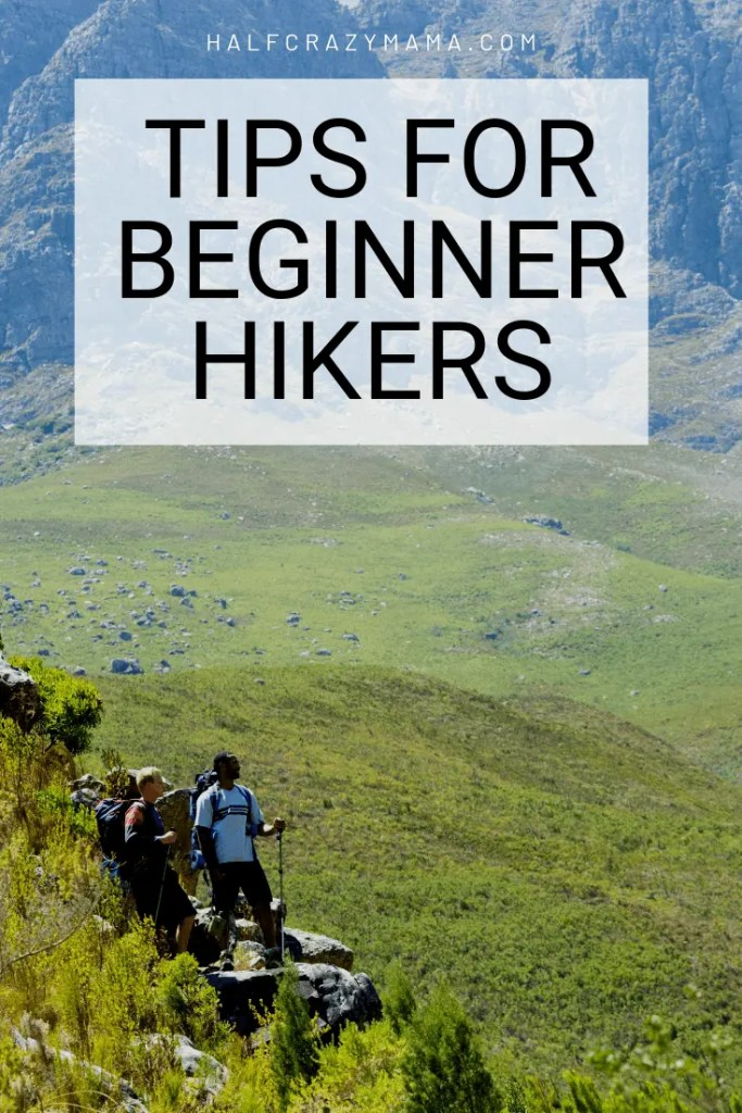 tips for beginner hikers